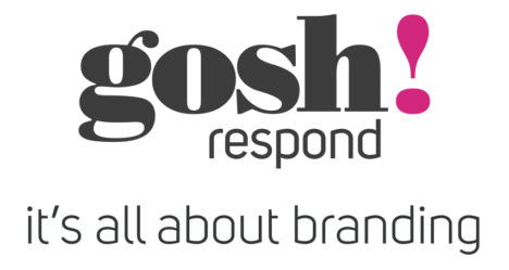 Gosh Respond med It's all about branding_ farger